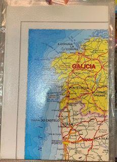 MAPA ESPAÑA (FUNDA PLÁSTICO)