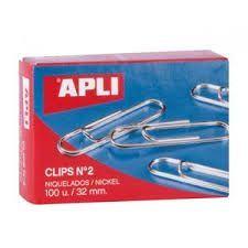 CLIPS Nº 2 APLI NIQUELADOS