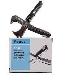EXTRAEGRAPAS PETRUS Nº 110