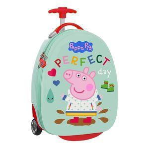 TROLEY INFANTIL 16 PEPPA PIG 2021 SAFTA