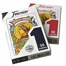 BARAJA FOURNIER Nº 1 50 CARTAS