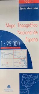 MAPA SENA DE LUNA 102-II