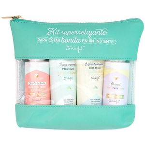 KIT SUPERELAJANTE PARA ESTAR BONITA EN UN INSTANTE  MR. WONDERFUL