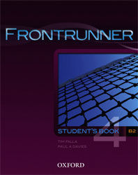 FRONTRUNNER 4. STUDENT'S BOOK WITH MULTI-ROM PACK
