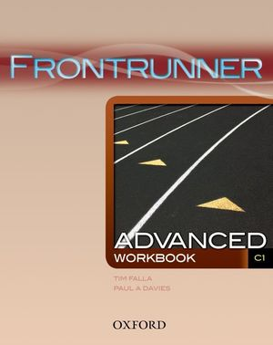 FRONTRUNNER ADVANCED. STUDENT'S BOOK WITH MULTI-ROM PA