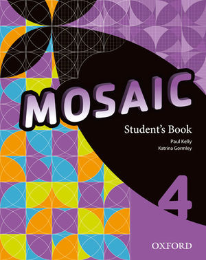 MOSAIC 4ºESO STUDENT'S (OXFORD)
