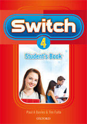 SWITCH 4. STUDENT'S BOOK