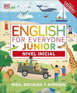 ENGLISH FOR EVERYONE JUNIOR. NIVEL INICIAL