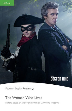 LEVEL 3: DOCTOR WHO: THE WOMAN WHO LIVED BOOK & MP3 PACK