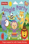 FISHER PRICE JUNGLE PARTY INGLES