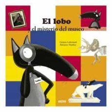 EL LOBO Y EL MISTERIO DEL MUSEO