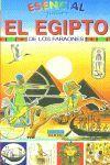 EGIPTO DE LOS FARAONES ESENCIAL JUNIOR