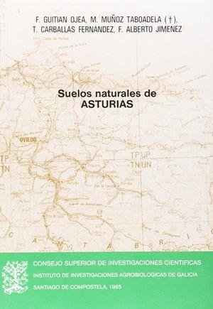SUELOS NATURALES DE ASTURIAS