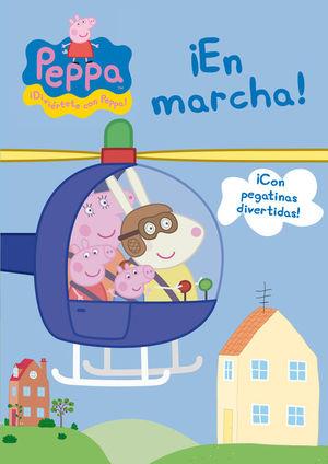 ¡EN MARCHA! (PEPPA PIG. ACTIVIDADES)