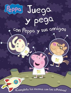JUEGA Y PEGA CON PEPPA Y SUS AMIGOS (PEPPA PIG)