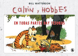 EN TODAS PARTES HAY TESOROS (SÚPER CALVIN Y HOBBES 1)