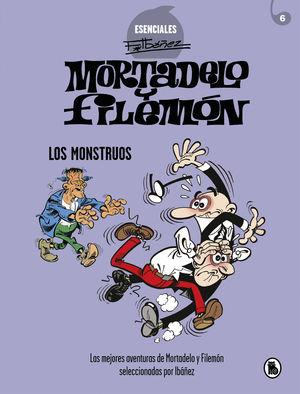MORTADELO Y FILEMÓN. LOS MONSTRUOS (ESENCIALES IBÁÑEZ 5)