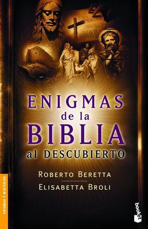 ENIGMAS DE LA BIBLIA AL DESCUBIERTO
