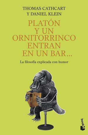 PLATÓN Y UN ORNITORRINCO ENTRAN EN UN BAR...