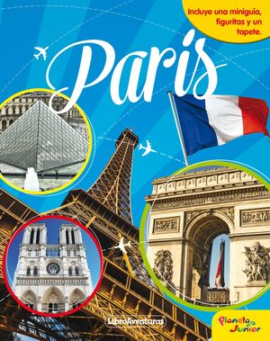 PARIS. LIBROAVENTURAS