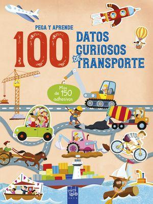 100 DATOS CURIOSOS DE TRASNPORTE