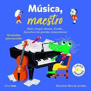 LIBSON MUSICA MAESTRO
