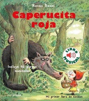 CAPERUCITA ROJA. LIBRO MUSICAL