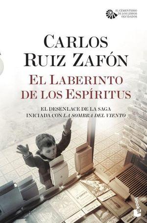 EL LABERINTO DE LOS ESPÍRITUS