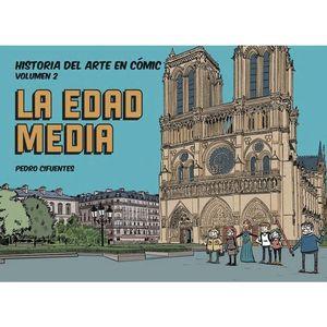 HISTORIA DEL ARTE EN CÓMIC. LA EDAD MEDIA
