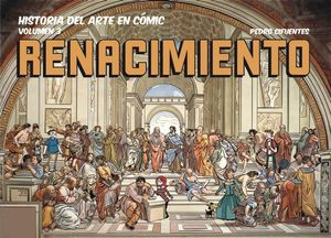 HISTORIA DEL ARTE EN COMIC RENACIMIENTO