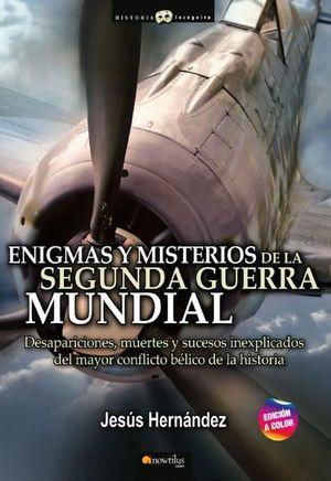 ENIGMAS Y MISTERIOS DE 2º GUERRA MUNDIAL