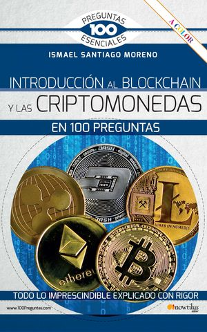 INTROD BLOCKCHAIN Y CRIPTOMONEDAS 100 PR