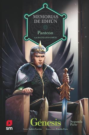 MEMORIAS DE IDHUN PANTEON GENESIS 2º PARTE
