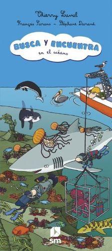 BUSCA Y ENCUENTRA EN EL OCEANO