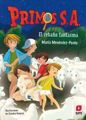 PRIMOS S.A. (4) EL REBAÑO FANTASMA