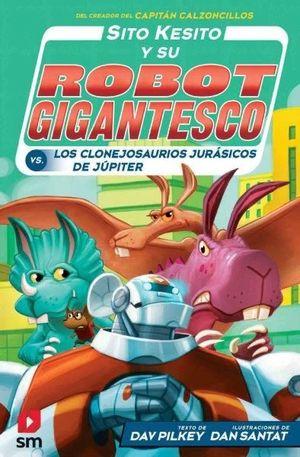 SITO KESITO 05 CONTRA CONEJOS JURASICOS