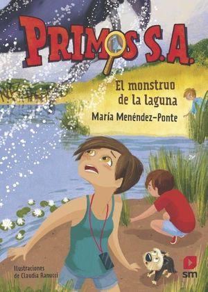 PRIMOS SA (5)  EL MONSTRUO DE LA LAGUNA