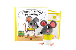 PACK PUEDO MIRAR TU PAÑAL +MUÑECO