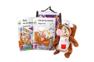 PACK DE RASI COCINERA