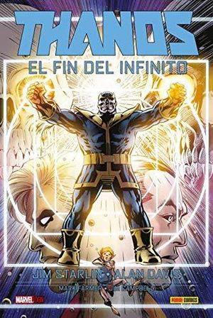 THANOS EL FIN DEL INFINITO (MARVEL GRAPHIC NOVELS)