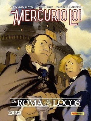 MERCURIO LOI LA ROMA DE LOS LOCOS