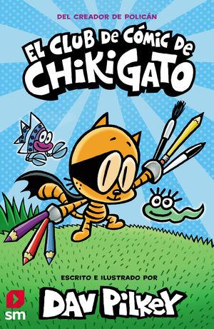 EL CLUB DE COMIC DE CHIKIGATO. CHI.1