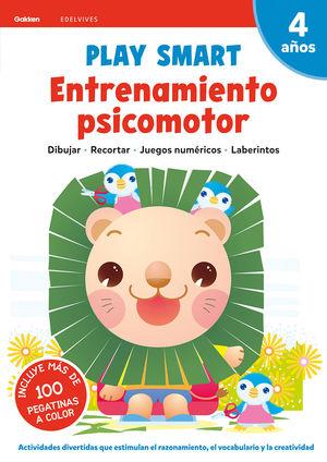 PLAY SMART 4AÑOS ENTRENAMIENTO PSICOMOTOR