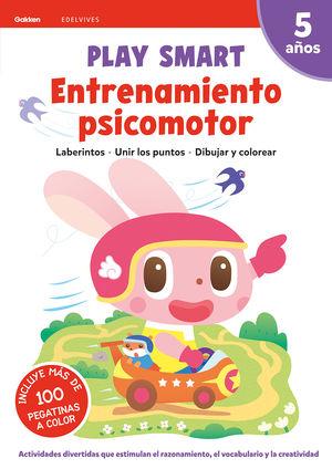 PLAY SMART 5 AÑOS ENTRENAMIENTO PSICOMOTOR
