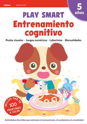 PLAY SMART 5AÑOS ENTRENAMIENTO COGNITIVO