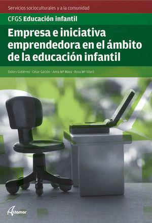 EMPRESA E INICIATIVA EMPRENDEDORA EN EL ÁMBITO DE LA EDUCACIÓN INFANTIL