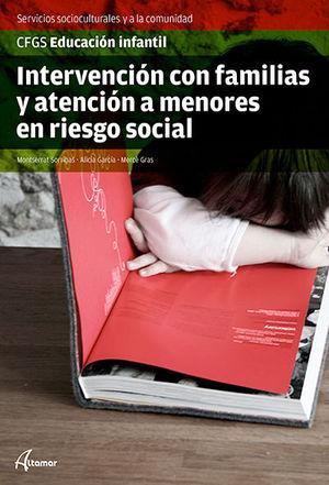 INTERVENCIÓN CON FAMILIAS Y ATENCIÓN A MENORES EN RIESGO SOCIAL (ALTAMAR)