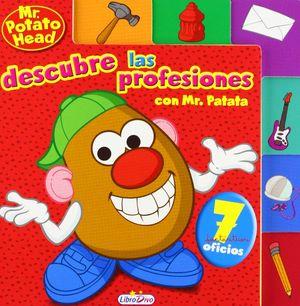 MR. POTATO. DESCUBRE LAS PROFESIONES