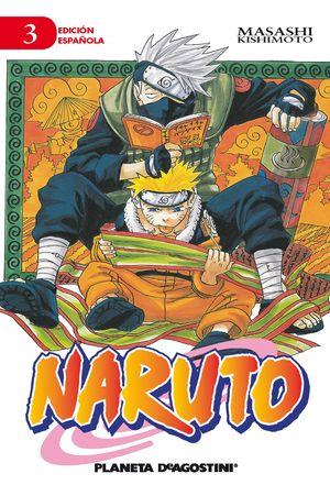 NARUTO Nº3