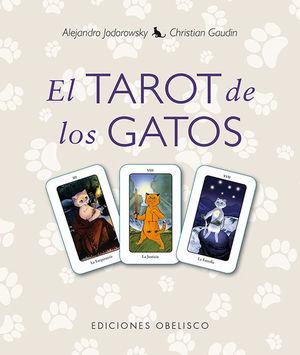 EL TAROT DE LOS GATOS + CARTAS
